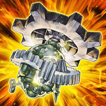 Ancient Gear Explosive