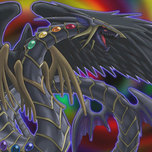 Rainbow Dark Dragon