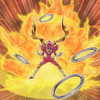 Burning-fighting-spirit