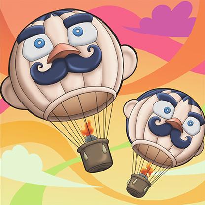 Balloon-party