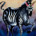 Dark Zebra