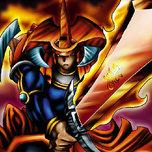 Flame Swordsman