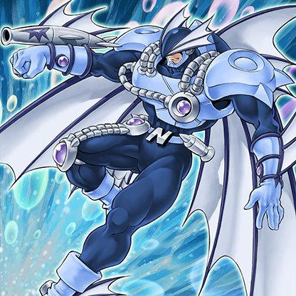 Elemental Hero Neo Bubbleman Card Profile Official Yu Gi