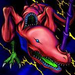 Twin-Headed Thunder Dragon