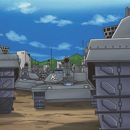 Tank-corps