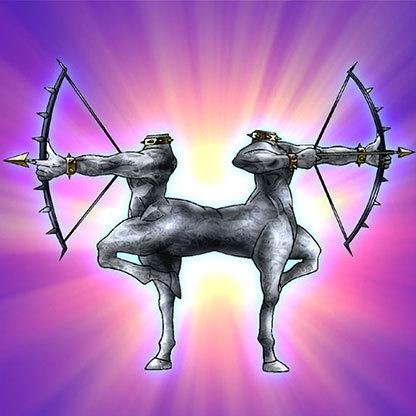 Twin-bow-centaur