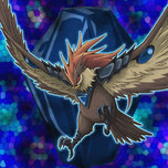 Advanced Crystal Beast Cobalt Eagle