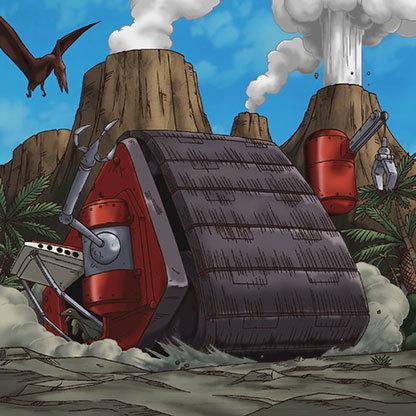 Dino-base