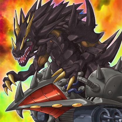 Dino-tank