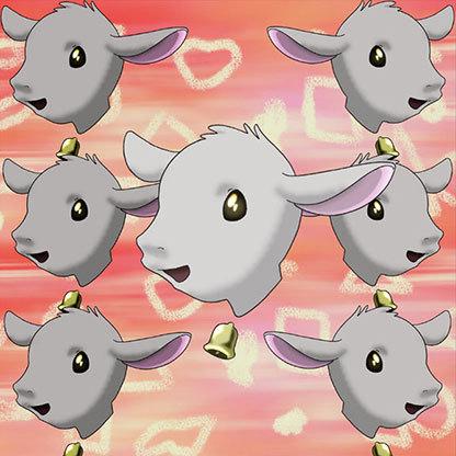 Seven-kid-goats
