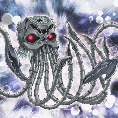 Skull-kraken