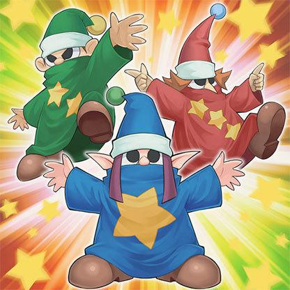 Tri-star-trion