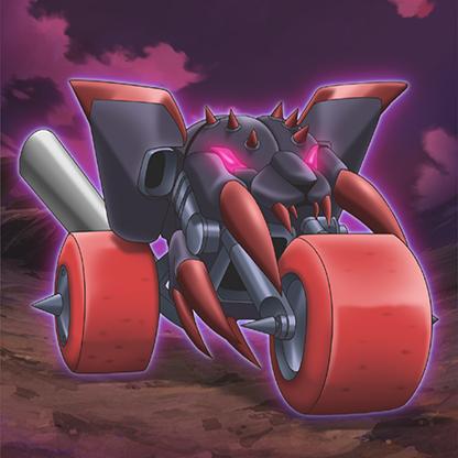 Devil-motor