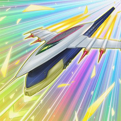 Roaring-express-train-rocket-arrow