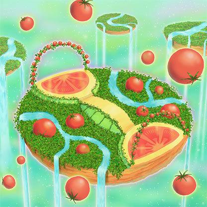 Tomato-paradise