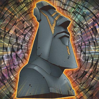 Ooparts-moai