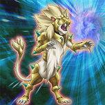 Heraldic Beast Leo
