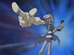 Showdown in the Shadows: Marik Vs. Bakura, Part 1